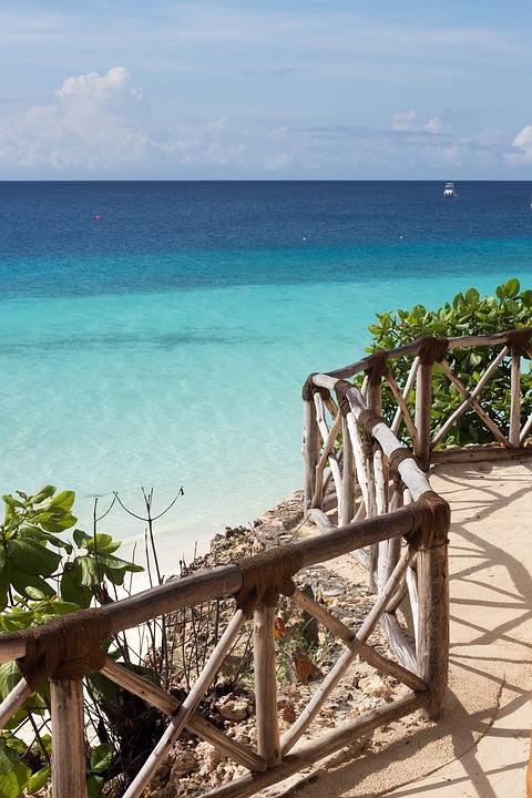 strand karibik bilder